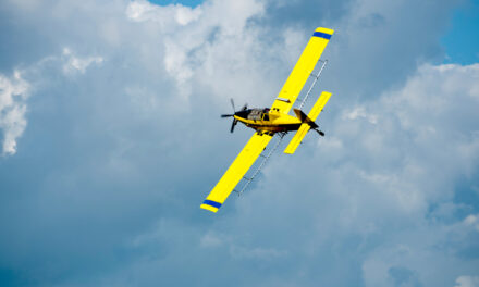 Aerial Applicator Business Flying High