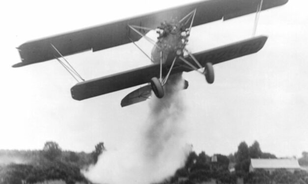 A Look At The Huff Daland Duster – Delta's First Aircraft