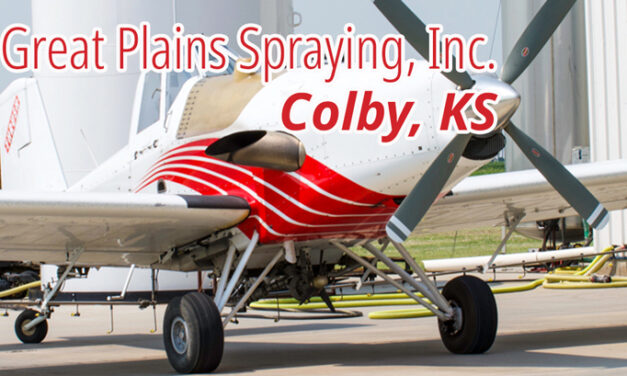 Great Plains Spraying, Inc: Colby, KS