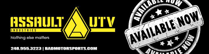 Assault Industries now sold @ Bad Motorsports!