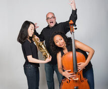 The Bassless Trio: Bad Children @ Christ Episcopal Church | Guilford | Connecticut | United States