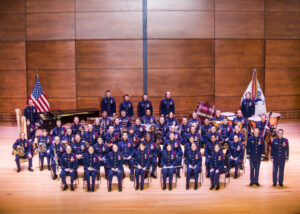U.S. Coast Guard Band @ Guilford High School   Guilford   Connecticut   United States