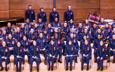 Coast Guard Band to Perform at Festival; Will Do Side-by-Side Performance with GHS Wind Ensemble