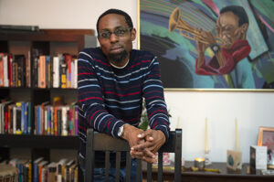 Frederick-Douglass Knowles II: BlackRoseCity @ Breakwater Books | Guilford | Connecticut | United States