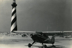 1950s Hatteras Lighthouse Cochran Collection