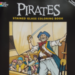 Dover's premium quality stained glass coloring books are printed on translucent pages that glow when colored and taped to windows or help up to other light sources. To create different effects, experiment with crayons, markers, paints, and other media.