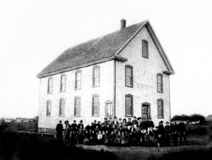 school 1900 Earl O'Neal Collection