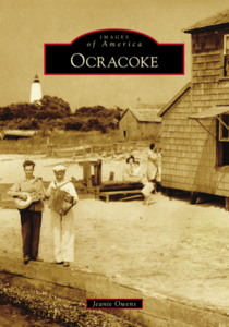 Brand new book by a local elementary school teacher, Jeanie Owens. A great Ocracoke Primer