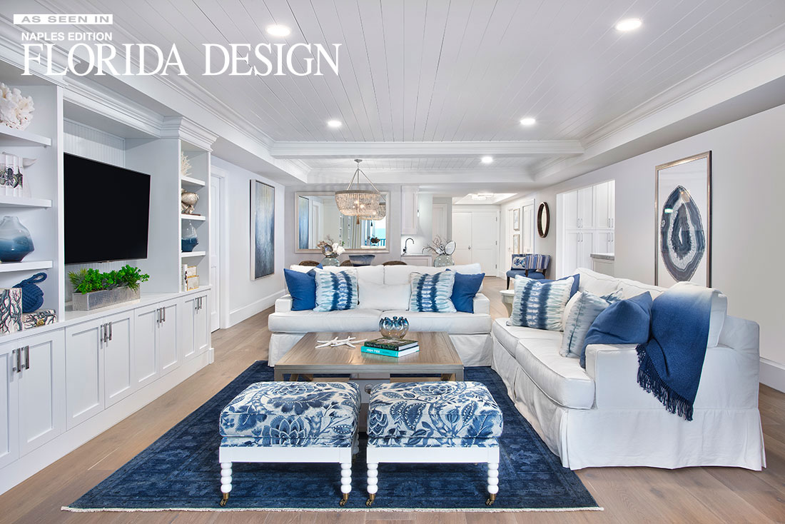 Sally Richardson Interiors Florida Design Magazine The Perfect Beach Retreat
