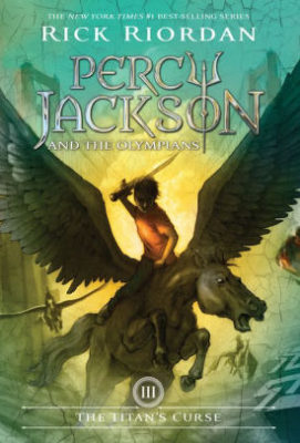 Percy Jackson and the Olympians: The Titan's Curse