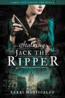 Stalking Jack the Ripper Cover Art