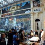 Fresco Workshop at the DIA