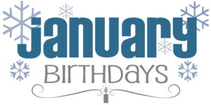 First Presbyterian Church Ionia January Birthdays