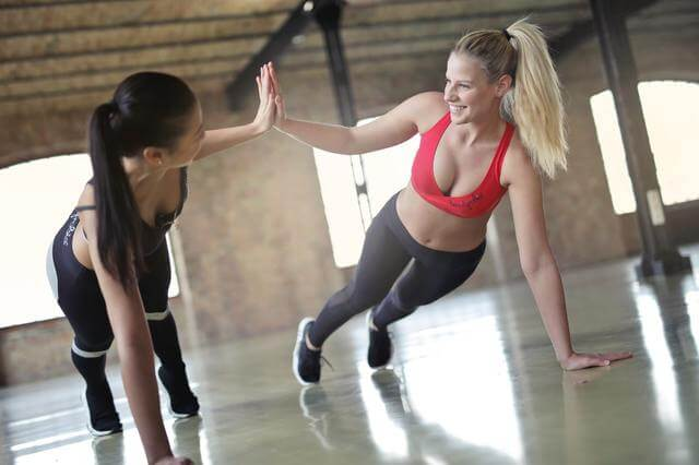 exercise training healthy diet