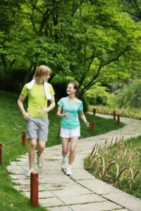 jogging pre diabetes