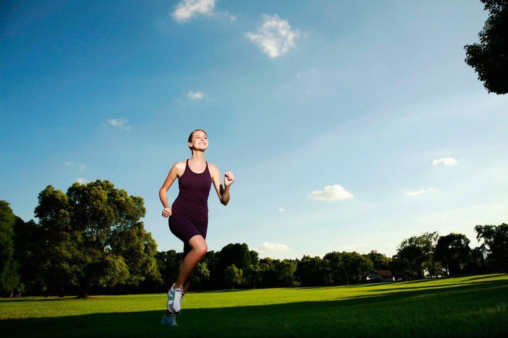 walking vs jogging diabetics