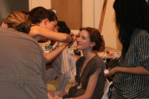 Design Collective NY - Runway - Backstage - SoHo NYC