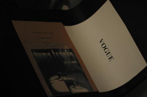 Design-Collective-New-York-Runway-Show Vogue Seat - Hudson Hotel NYC