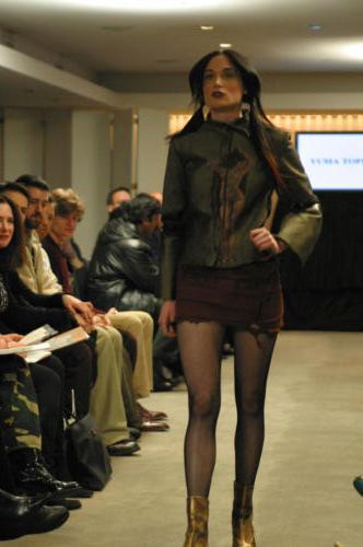 Yuma Topeka - Design Collective NY - Runway - Hudson Hotel NYC