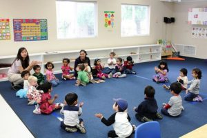 Irvington California (Fremont) has a best-in-class preschool