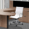CONTEMPRA Conference mid-back bonded leather-5