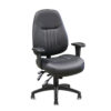 EPIC Multi-function mid-back faux leather-2
