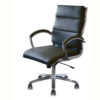 MANHATTAN Executive:Conferencing mid-back bonded leather-1