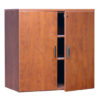 2 Drawer Lateral File with Stack-on Cabinet-2