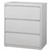 Lorell 36 3 Drawer Lateral-3
