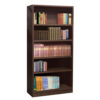 Tall Open Bookcase 66
