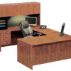 Timeless Straight U-Shape Workstation-2