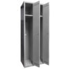 TUFFMAXX Locker- 1-door, 2-bank-3