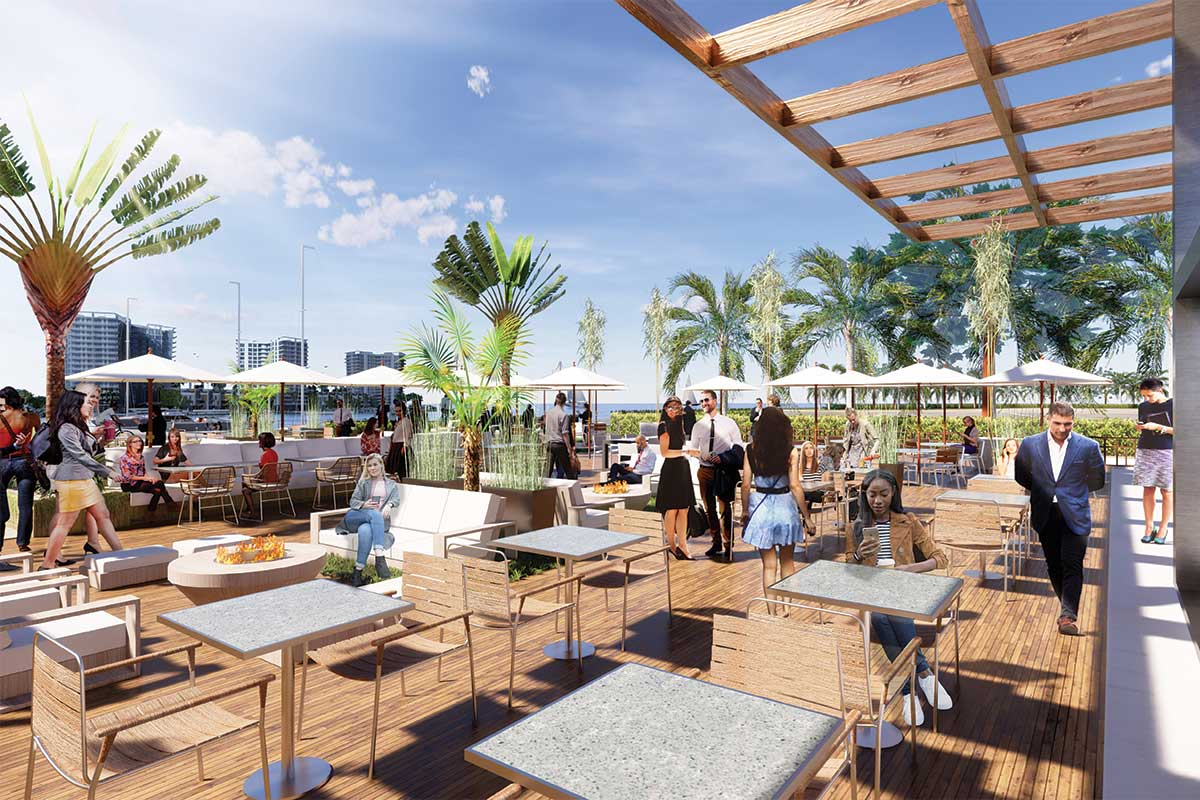 17 Dock Dine Restaurants For Boaters Marina Pointe