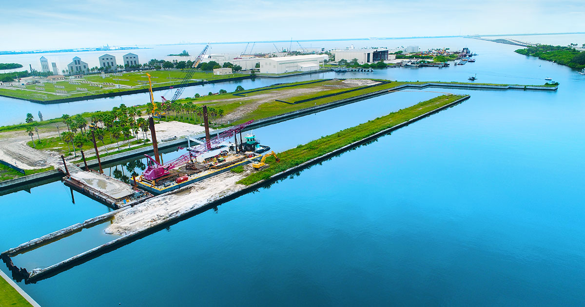 Construction Begins on South Tampa's Marina Pointe