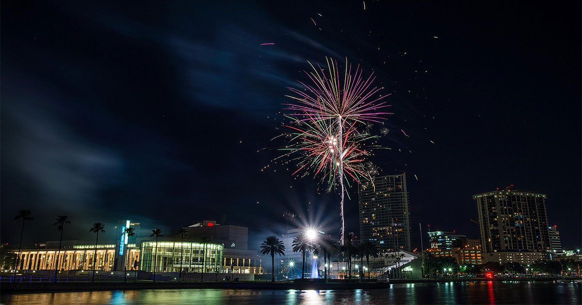 St. Pete - Independence Day Tampa