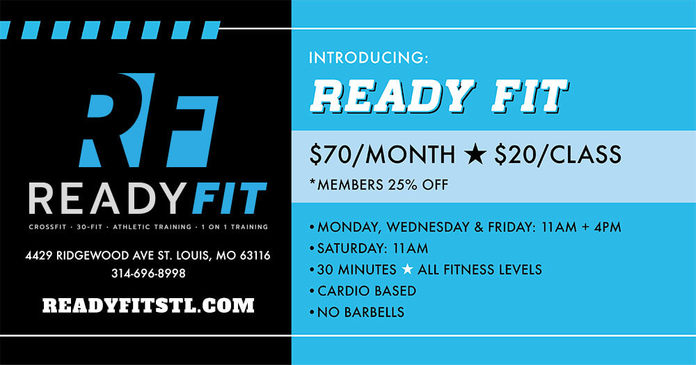 ready fit prices