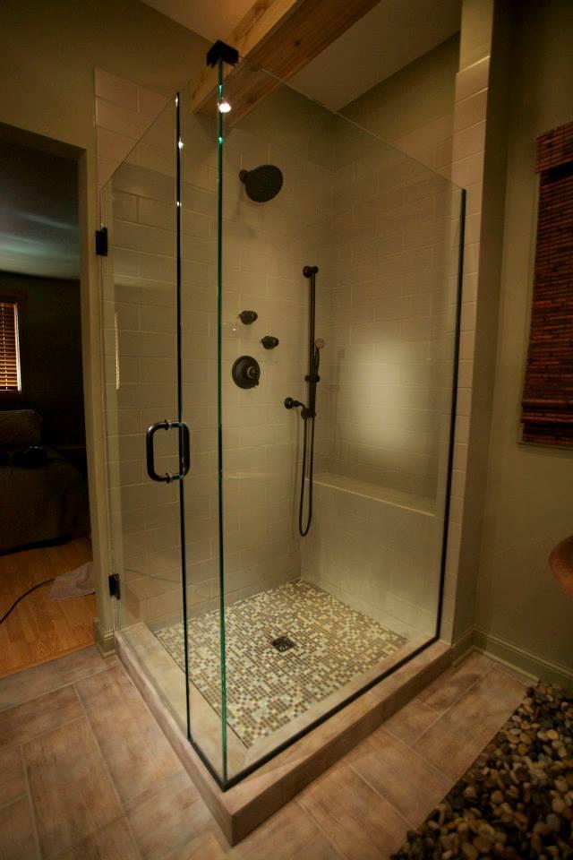 shower doors & panels