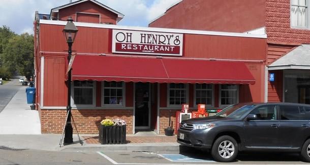 Oh Henry's Restaurant