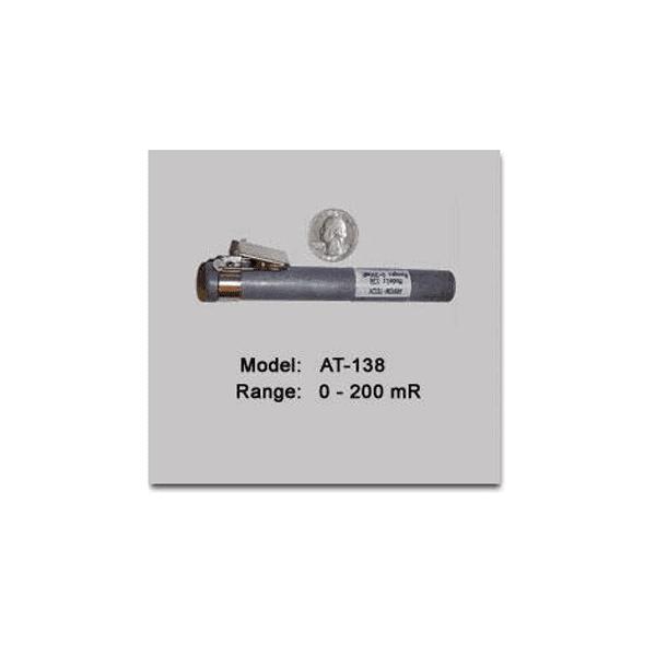 0-200 mR Dosimeter with Protective Window