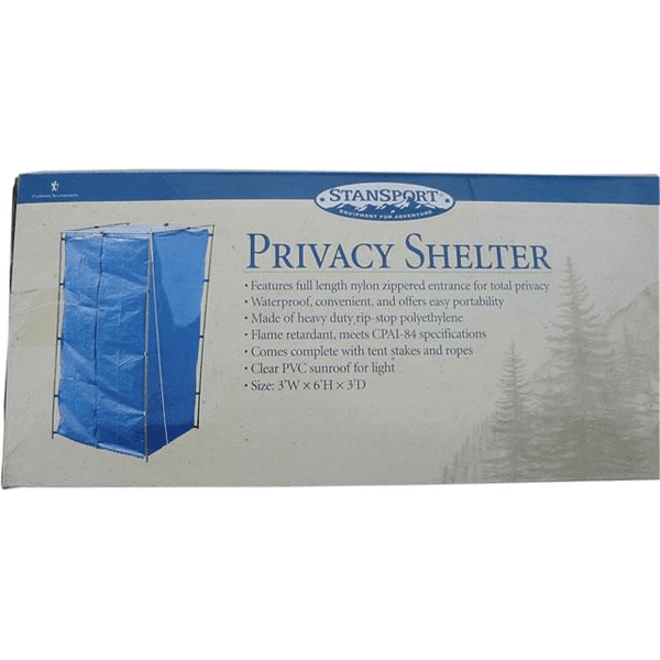 Stansport Privacy Shelter