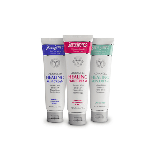 Silver Biotics Hand & Body Lotions and Creams