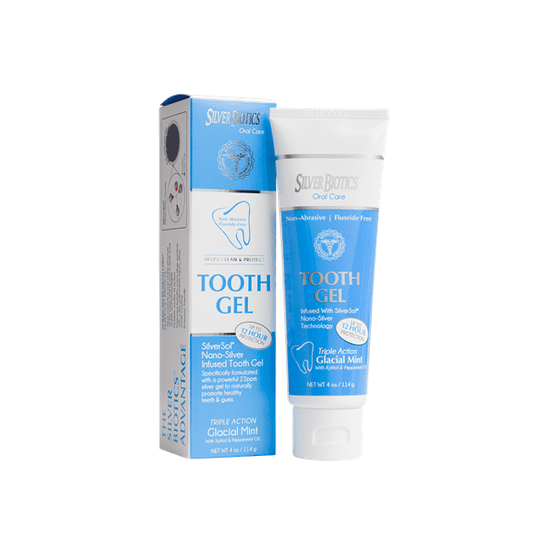 Silver Biotics Tooth Gel