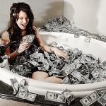 ¿Por qué las mujeres prefieren a los hombres con dinero?