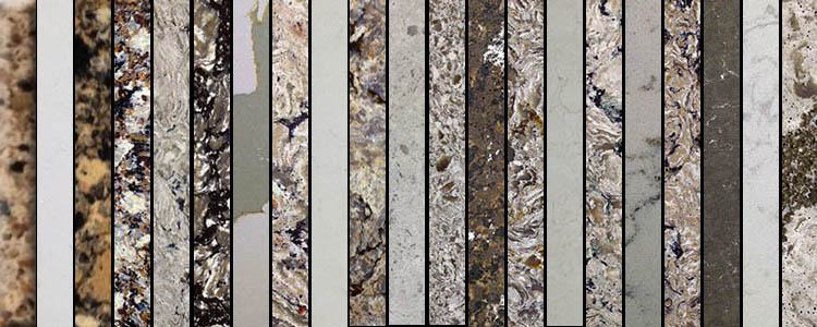 NUSTONE QUARTZ Colors