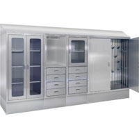 Stainless Cabinetry