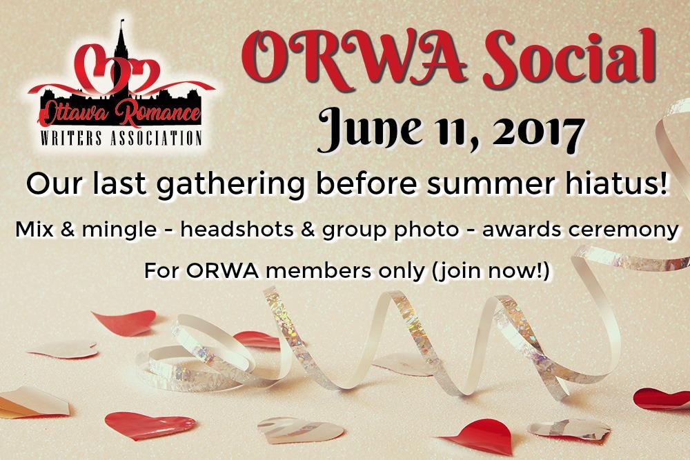 June Social 2017 Announcement