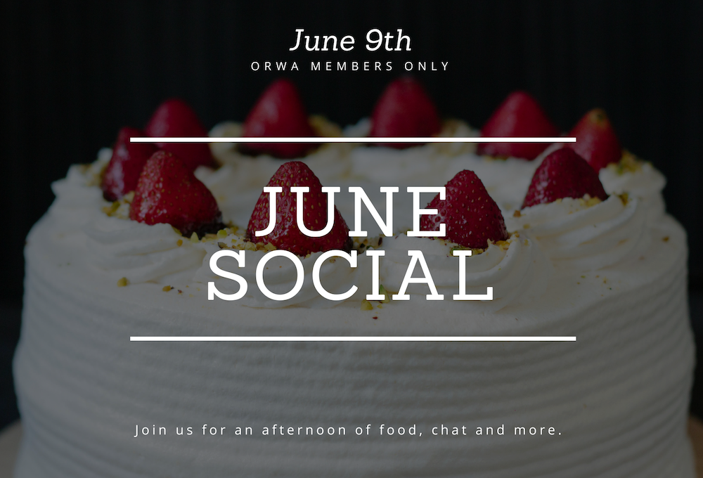 2019 June Social