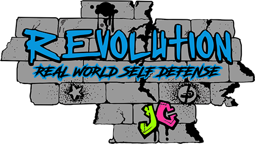 Revolution Real World Self Defense logo