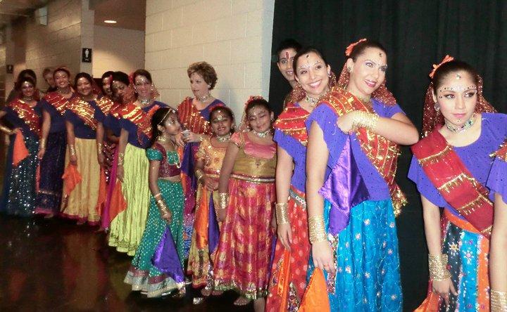 Bollywood Dance group 2