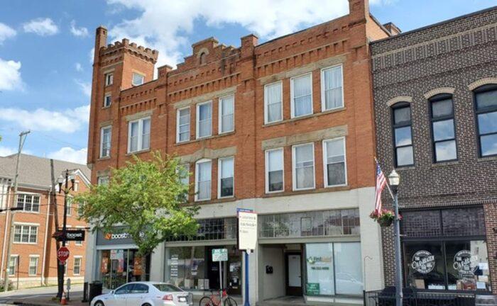 Hotel Blee - history - Delaware Ohio